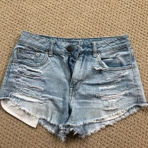 Ripper Denim Shorts